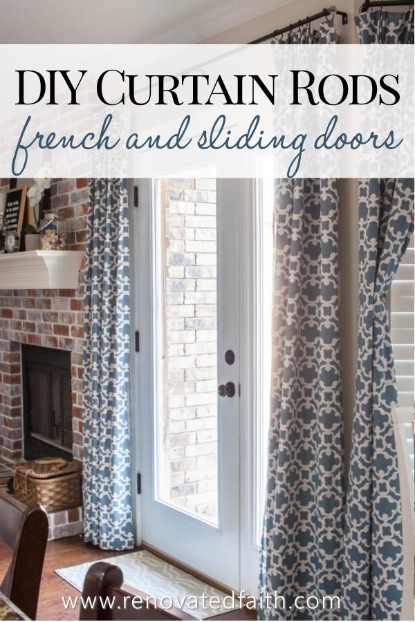 Curtains For Sliding Doors Renovated Faith
