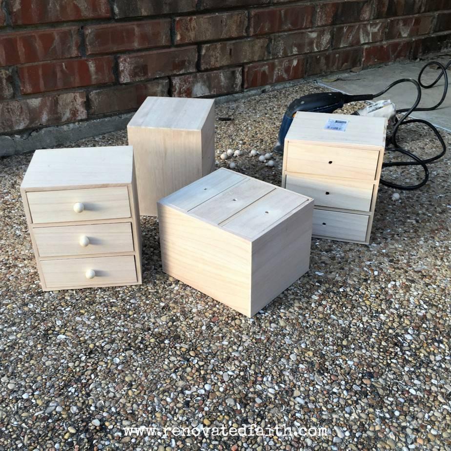 Jewelry Boxes 1