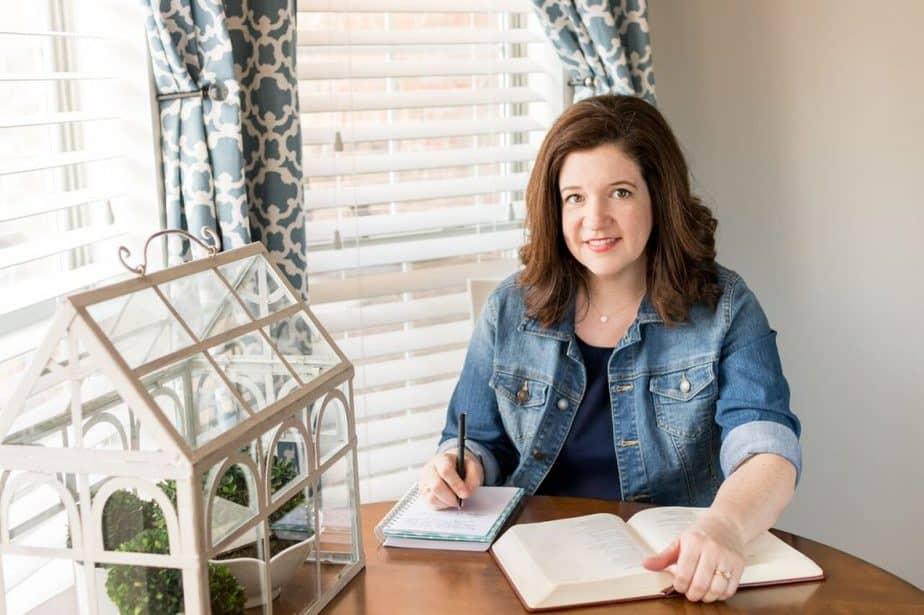 Karin Peters - RenovatedFaith.com