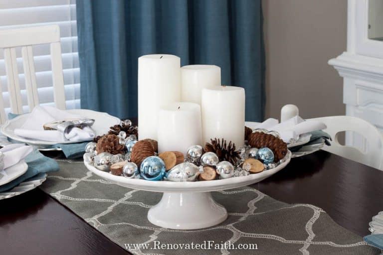 Why Celebrate Advent? {Modern Advent Wreath Ideas}