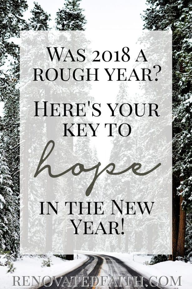 SO TRUE!!! 2019 has so much in store for you!! How do I know this? Because better than quotes about new beginnings, empty life platitudes or posts and quotes about moving on in life, there is one source of true hope. Here is share how 2017 my horrible year and why I have new hope. Faith in God quotes. Godly woman quotes. Motivational quotes. Inspirational quotes for self care and self improvement. New Years resolution ideas. God's Word