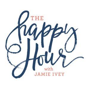 Jamie Ivey - Best Christian Podcasts for Women #happyhour #jamieivey #bestchristianpodcasts #toppodcasts #renovatedfaith www.renovatedfaith.com