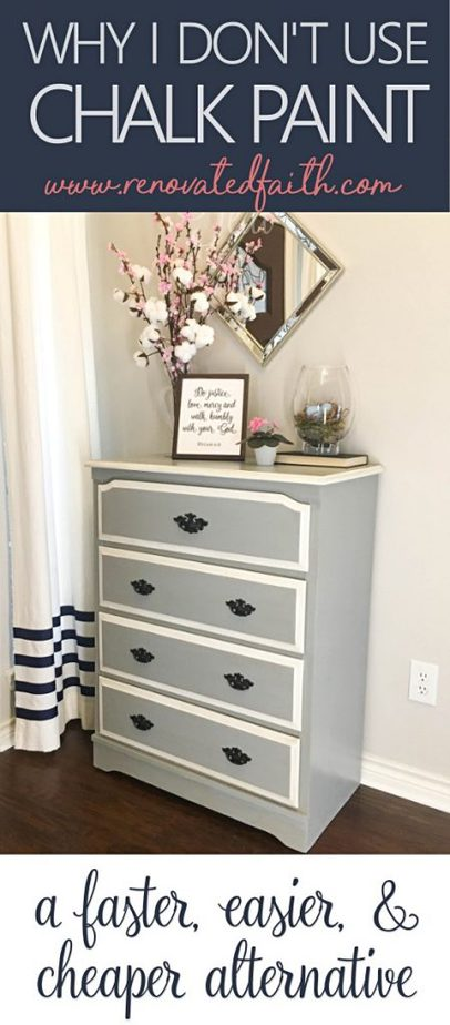 7 Reasons I Don T Use Chalk Paint On Furniture And What I