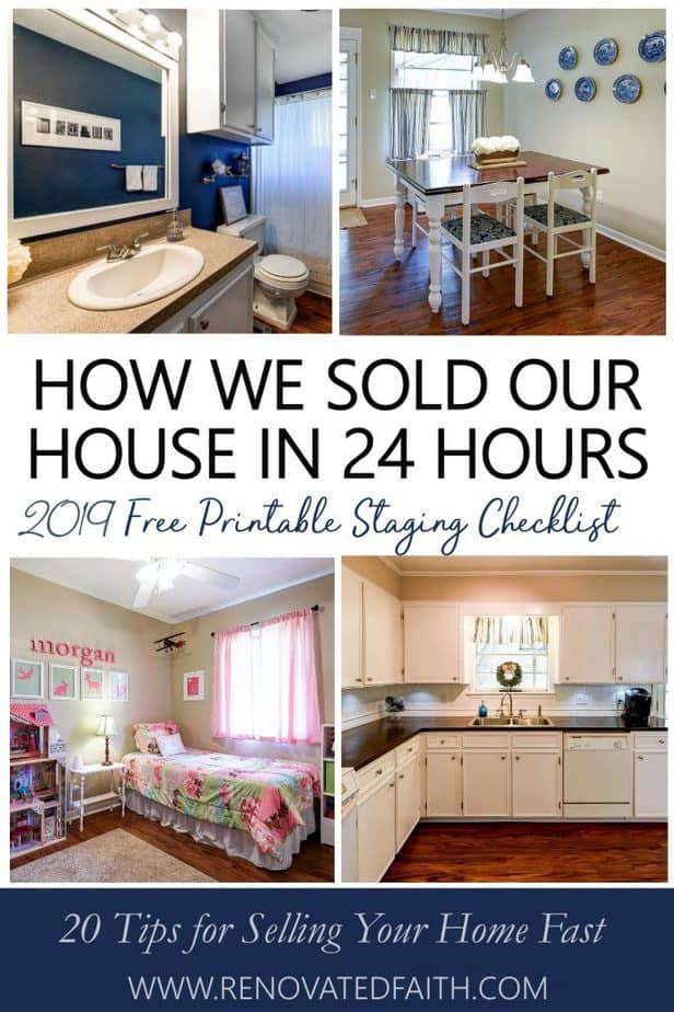 selling your house fast