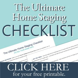Tips for Selling Your House Fast - Do you want to maximize the return on your investment when updating your home to sell? Do you wish you could shorten the amount of time your home is on the market? Sure you do. I'm sharing my best tips for selling your house fast which helped our old house to get 24 showings and 12 offers within the first 24 hours. How To Get Your House Ready To Sell. Home Selling Tips 2018. How To Sell Your House Fast in a Slow Market. #sellhouse #stagingchecklist #tipstosellhouse