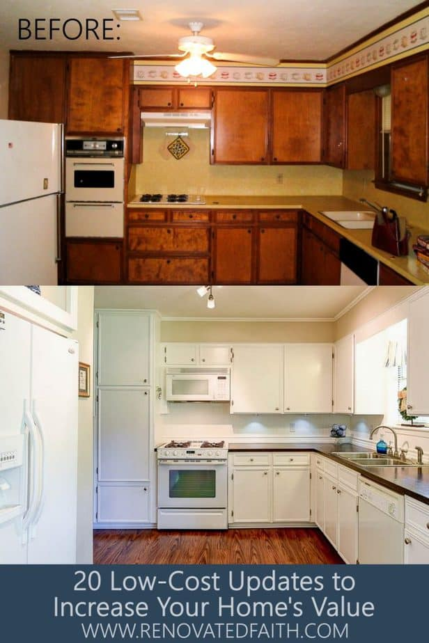 Kitchen Makeover - Tips Selling Your House Fast