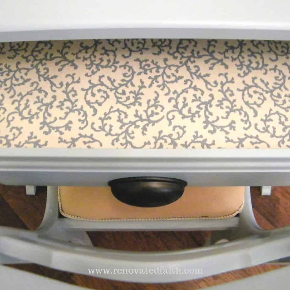 5 Easy Steps To Make Fabric Drawer Liners Paper Like