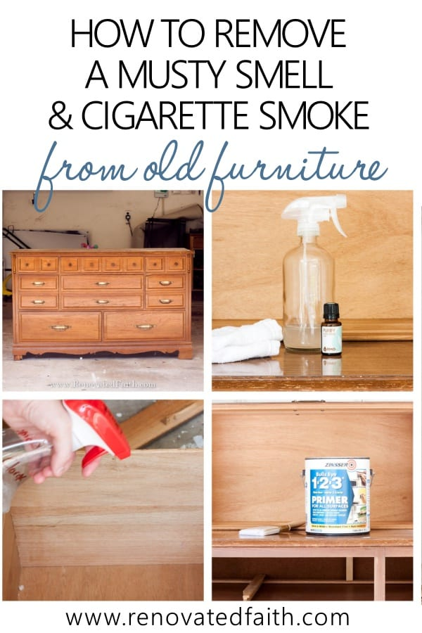How To Remove Musty Smell From Old Furniture - Furniture Walls