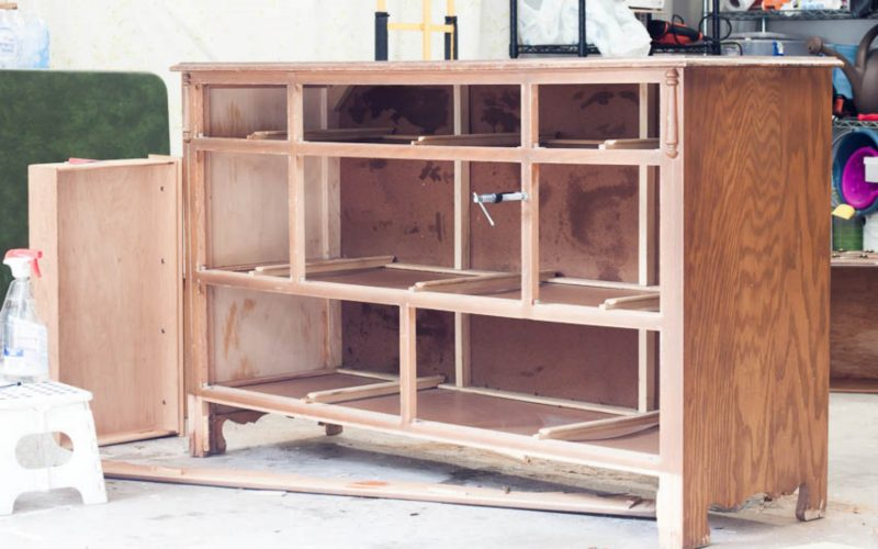 How to Get That Musty, Moldy Smell Out of Old Furniture