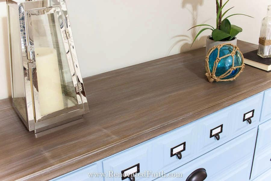 Pleasant Three Easy Steps To A Diy Driftwood Finish On Any Surface Interior Design Ideas Jittwwsoteloinfo