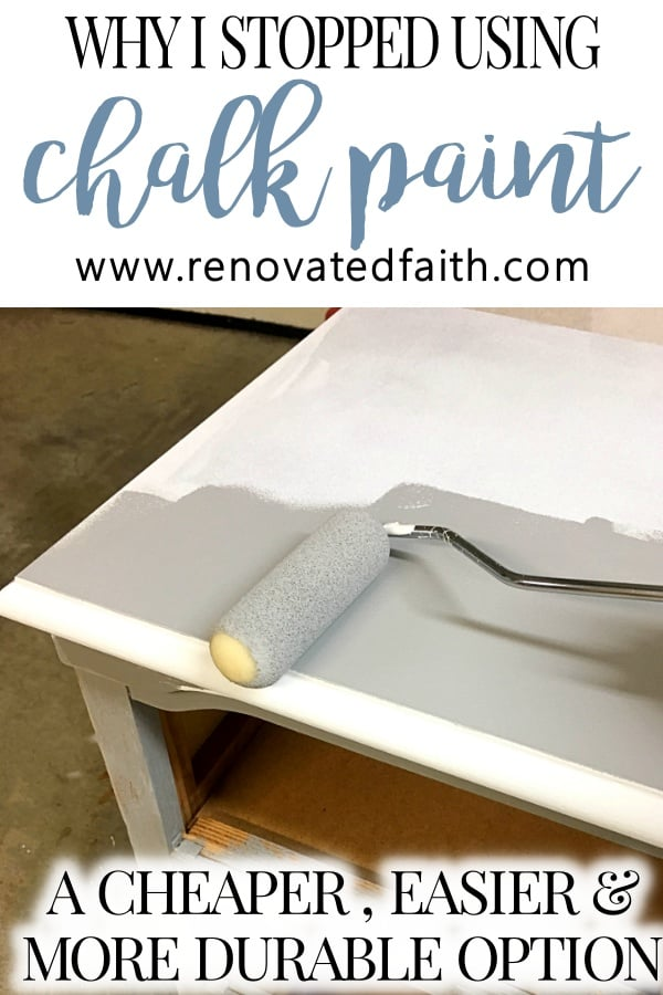 best latex paint for furniture
