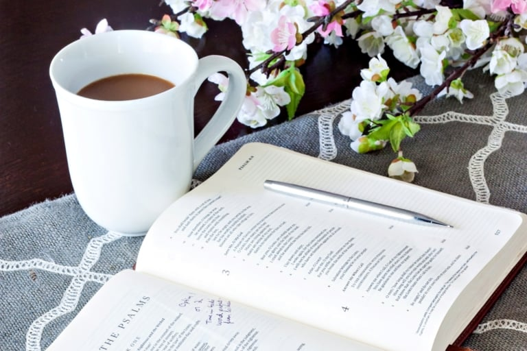 How to Study the Bible For Beginners (Free Inductive Bible Study Guide)