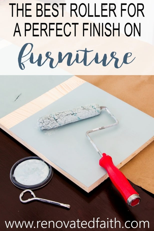 best roller to paint furniture