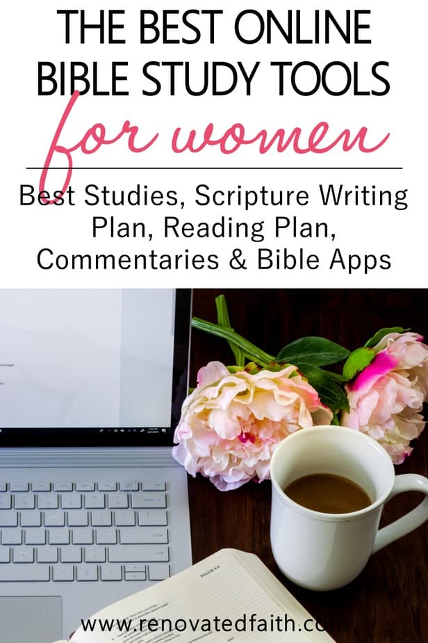 Best Online Bible Study Sites of 2019 (Women's Bible Study Plans)
