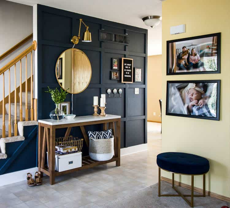 How To Decorate A Console Table Like Pro Best Entry Ideas - Things To Put On Entryway Table