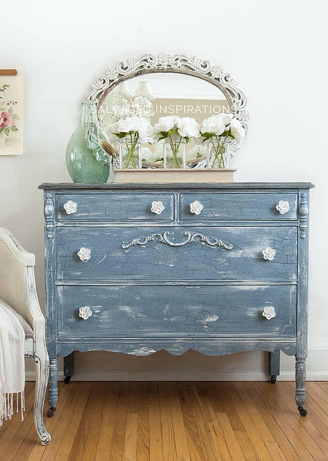 Milk Paint Vs Chalk Latex, Milk Paint Furniture