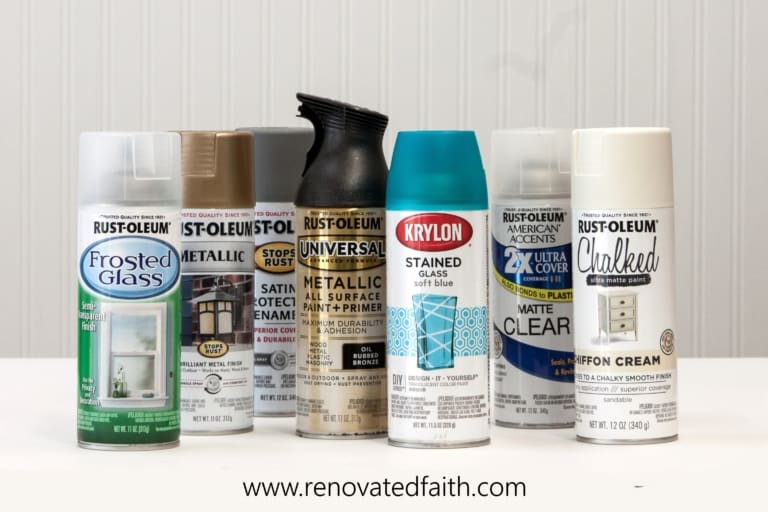 21 Easy Spray Painting Tips & Tricks for a Flawless Finish (FREE Checklist)