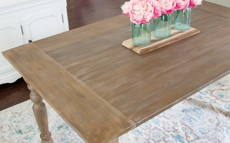 The Secret To A Restoration Hardware Finish (On ANY Furniture Surface!)