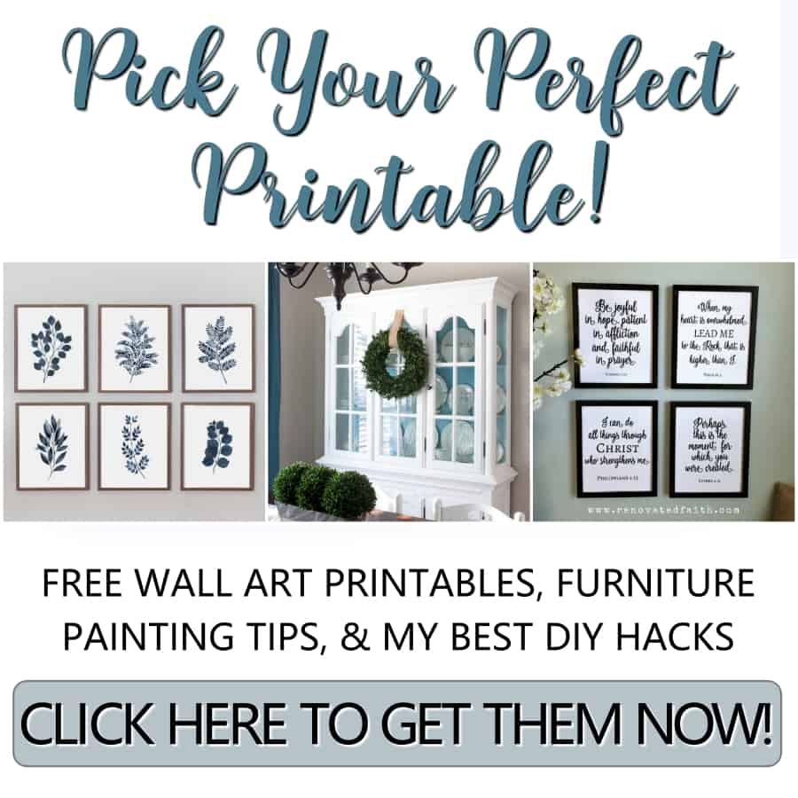 find your perfect printable