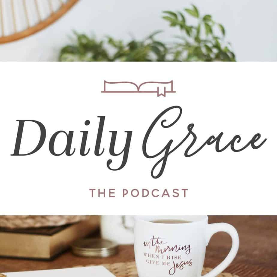 Daily devotional podcast for women