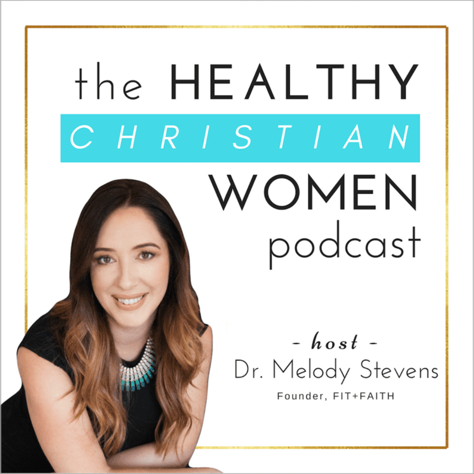 healthy christian woman podcast